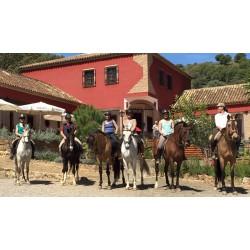 Itinerario Ecuestre Sierra Morena a Caballo