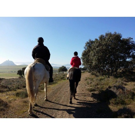 Fin de semana Ecuestre en el Corazón de Sierra Morena